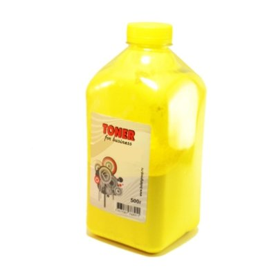 Тонер HY103.1 500g bottle Yellow