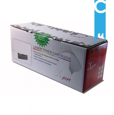 Картридж XPERT CB541A  HP COLOR LASER JET CM1300\CM1312\1312NF\CP1210CP1215CP1510\CP