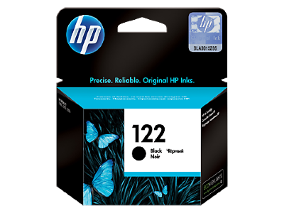 Картридж  HP CH561HE Black Ink Cartridge №122 for 1050\2050\2050s up 120 pages