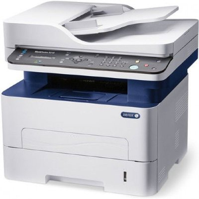 XEROX WorkCentre B/W 3215NI	27 стр/мин (ч/б А4)