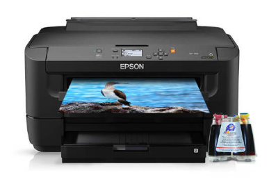 Принтер Epson WORKFORCE WF-7110DTW А3