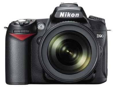 Цифр. Фотоаппарат Nikon D-90KIT\12,3Mpix\ZOOM-Nikkor 18- 105mm\2,5LCD\RAW зеркальный\смен объектив