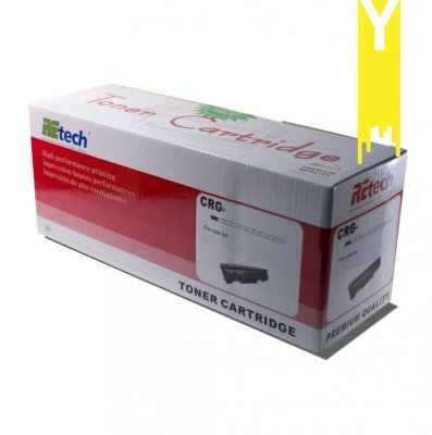 Картридж Retech CE312A HP COLOR laser jet CP1025 YELLOW   WITH CHIP